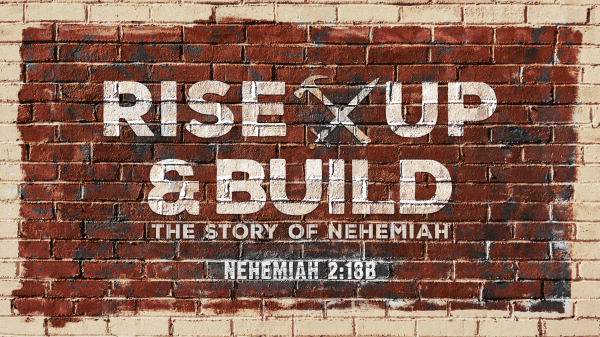 Rise Up & Build Image