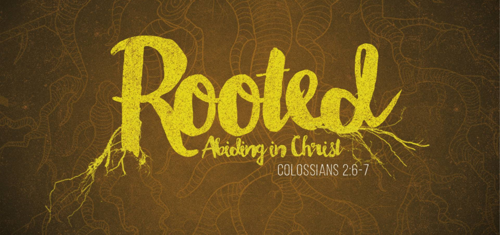 Rooted - Abiding in Christ