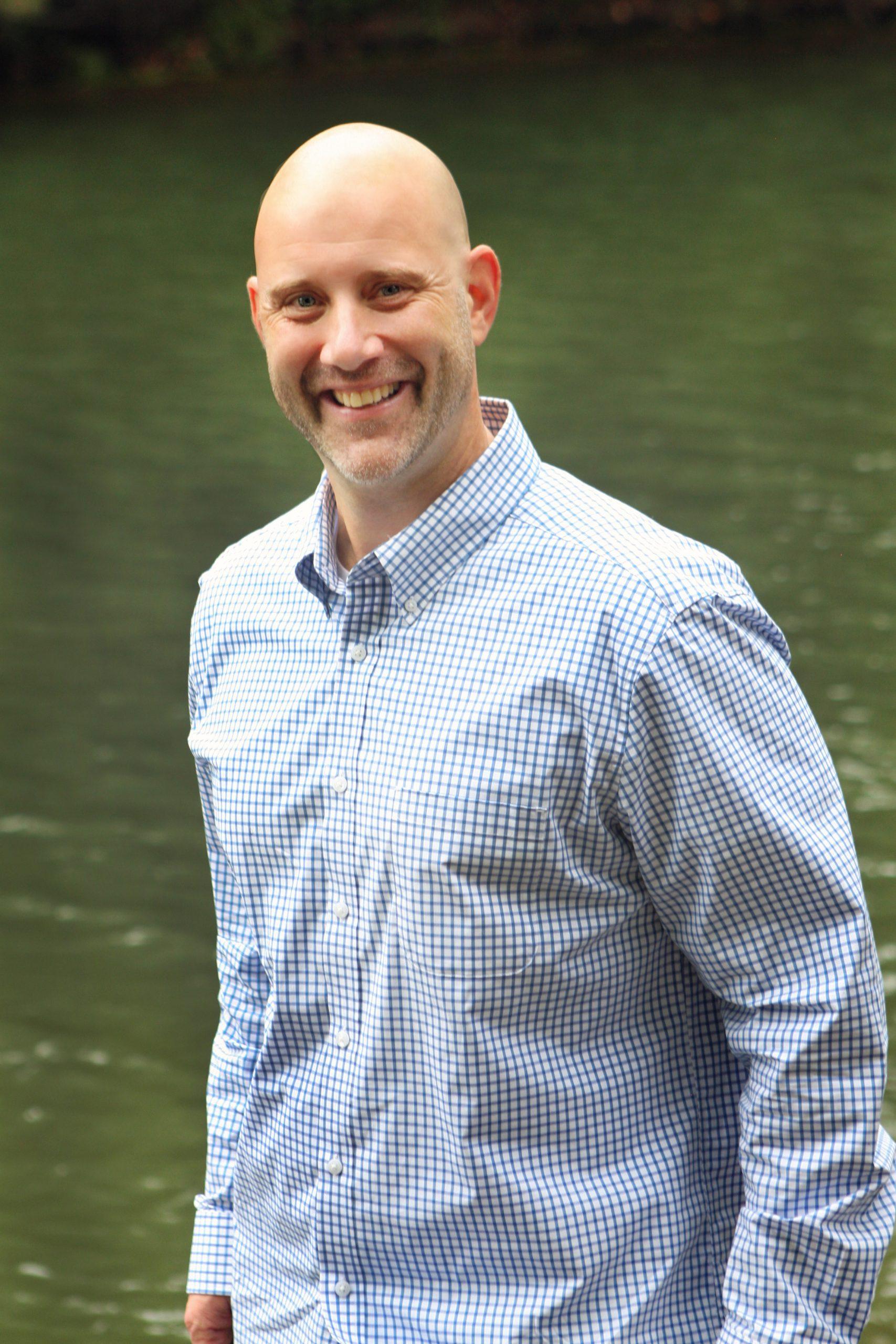 Our Pastor: Nate Parsekian